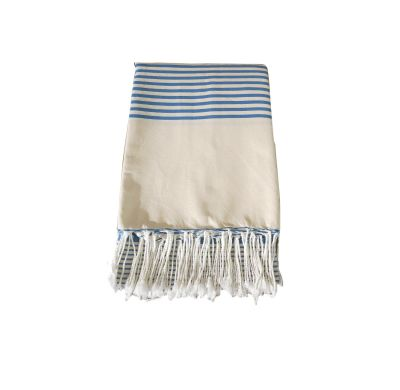 Fouta XXL rectangle 3*2 (turquoise)